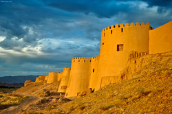 Visits to Belqeys citadel up 55% in Iran