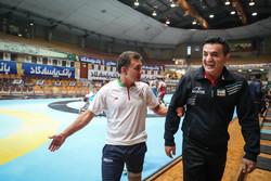 بازدید وزیر ورزش و رییس کمیته ملی المپیک از اردوی تیمهای ملی کشتی