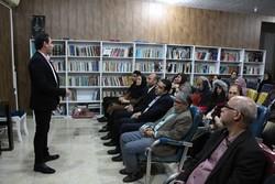 آیین اختتامیه اولین مسابقه خوانش «شب یلدای ایرانی» برگزار شد
