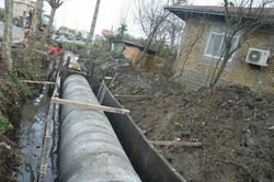 دولت با اختصاص ۳ هزار میلیارد برای بهسازی شبکه فاضلاب موافقت کرد