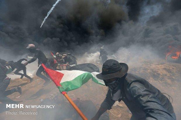 مقاومت فلسطینیان در سال 2018