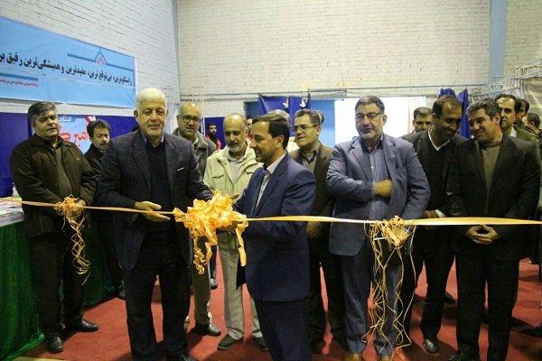 دوازدهمین نمایشگاه بزرگ کتاب مس در رفسنجان و سرچشمه افتتاح شد