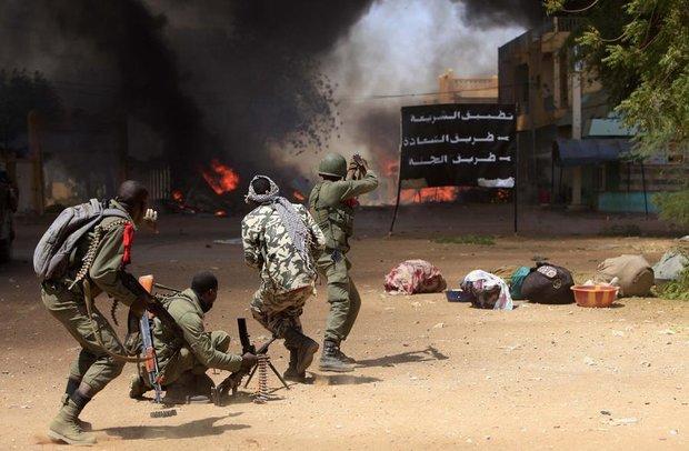 درگیری های قومی در مالی ۳۷ کشته برجا گذاشت