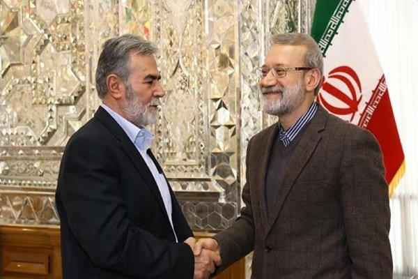 Iran always backs Palestinian people, resistance cause