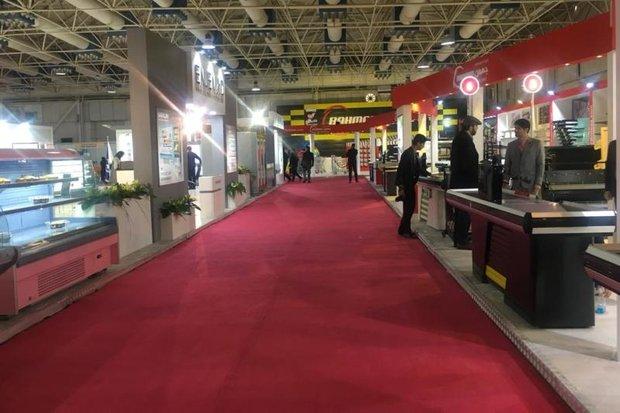 Tehran hosting intl. store equipment expo