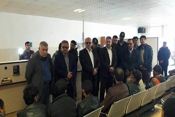 رئیس کمیسیون امنیت ملی مجلس ازاردوگاه اتباع خارجی بازدید کرد