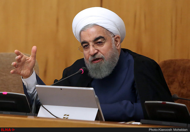 Govt. commences reconstruction of flood-stricken areas: Rouhani