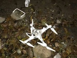 پاک فوج نے بھارت کا ایک اورجاسوس ڈرون مار گرایا