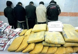 دستگیری فروشندگان عرضه کننده مواد مخدر در فضای مجازی