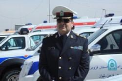 سوانح رانندگی در قزوین یک کشته و ۴ مصدوم بر جا گذاشت
