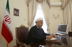 Pres. Rouhani extends Ramadan congratulations to Muslim leaders