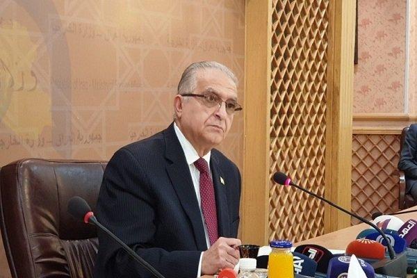 عراق اور عمان کے وزراء خارجہ کی ملاقات
