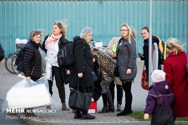 حادثه قطار در دانمارک