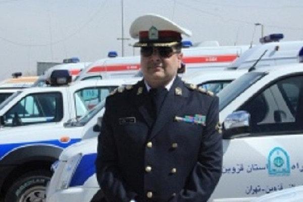 واژگونی کامیون در تاکستان یک کشته برجا گذاشت