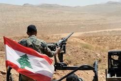 کشته و زخمی شدن ۲ نظامی لبنان در استان بقاع