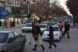 عابران پیاده بیاحتیاط قربانیان ۶۱ درصد تصادفات کرمانشاه