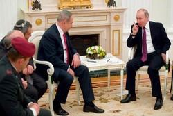 گفتگوی تلفنی «پوتین» و «نتانیاهو» درباره سوریه