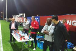 تاج: تیم ملی نتیجه خوبی نگیرد روی کل فوتبال خاک مرده ریخته میشود