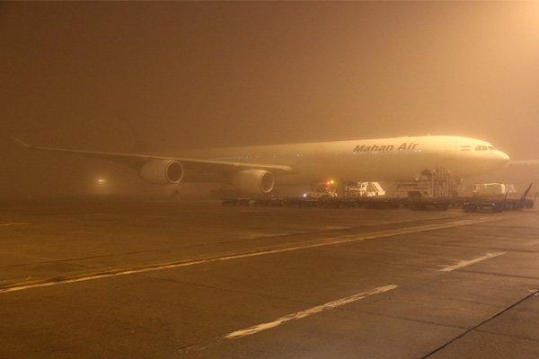 پروازهای فرودگاه امام خمینی(ره) از سر گرفته شد