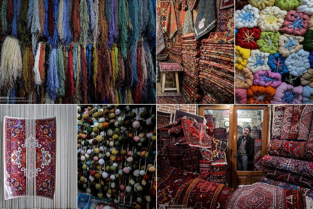 برند فرش دستباف استان مرکزی، بیماری در حال احتضار و فراموش شده