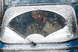 مناظر روزهای برفی