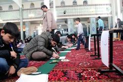 آزمون طرح تربیت حافظان قرآن کریم در کرمانشاه برگزار می شود