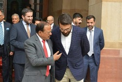 دیدار مشاوران امنیت ملی هند و افغانستان