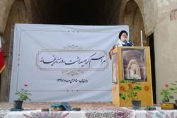 مسجد تاریخانه نگین درخشان جاذبههای مذهبی دامغان است