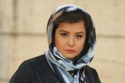 مهراوه شریفینیا در جمع بازیگران «دل»