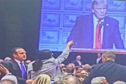 جنگ لفظی نماینده مسلمان کنگره آمریکا با ترامپ