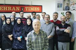 Tehran Times salute Christian colleague Baghdasarian