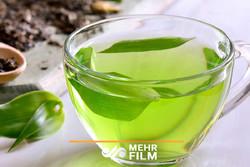 فلم/ سبز چائے کے بیشمار فوائد