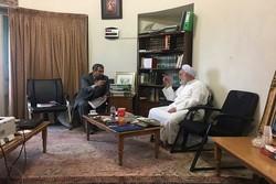 دعوت از رئیس کمیسیون اقتصادی مجلس برای همراهی در تدوین کتاب مباحث اقتصادی قرآن