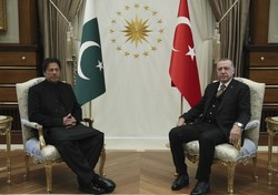 Pakistan-Turkey