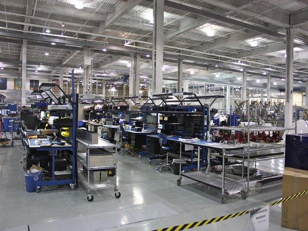 جلوگیری از ریزش نیروی کار در صنایعغذایی و قطعهسازی