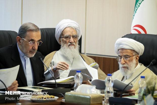 Düzenin Yararını Teşhis Konseyi toplantısı