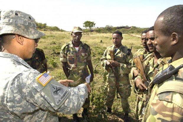 ارتش سومالی یک منطقه راهبردی را از الشباب بازپس گرفت