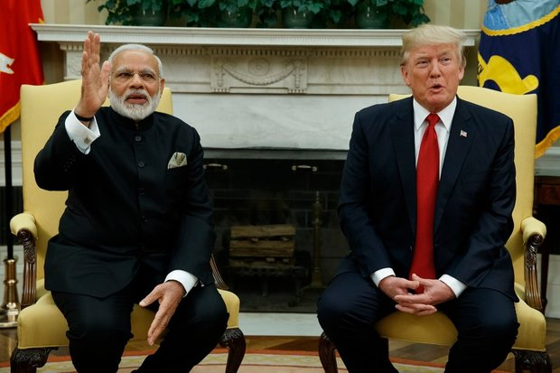 "Stung by 'library' remark, India lists Afghan projects to ""educate"" Trump"