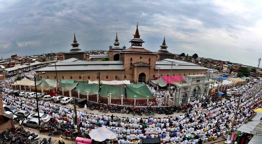 Image result for kashmir mosque
