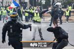فرانس میں یلو ویسٹ مظاہرے بدستور جاری