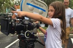Yetenekli çocuk yönetmenlik hayalini gerçeğe çevirdi