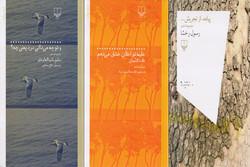 چاپ ۳ کتاب شعر ایرانی و خاجی جدید/اعلان عشق عاشق علیه معشوق