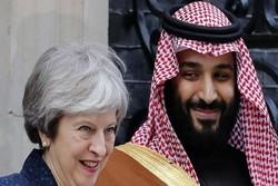 UK - Saudi Arabia