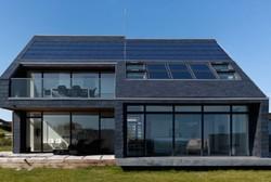 این خانه ها انرژی مثبت دارند/ سرپناهی از جنس خورشید
