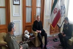 القائد العام للجيش يلتقي مع رئيس مجلس الشورى