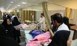 اولین مانور شیمیایی در حوزه بیمارستانی کشور برگزار شد