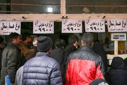 حضور سرزده بازرسان تعزیرات و صنعت معدن در بازار همدان