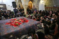 جشنواره کرسی نشینی در همدان