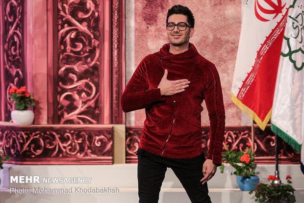 پنجمین جشن سالانه موسیقی 5th Musicema Awards in Tehran