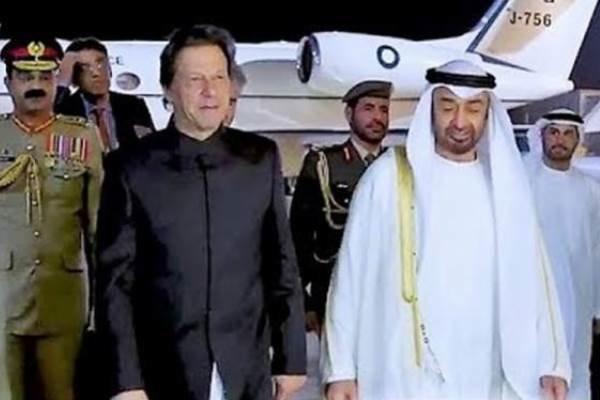 امارات کے ولیعہد کا پاکستان کو 20 کروڑ ڈالر دینے کا اعلان
